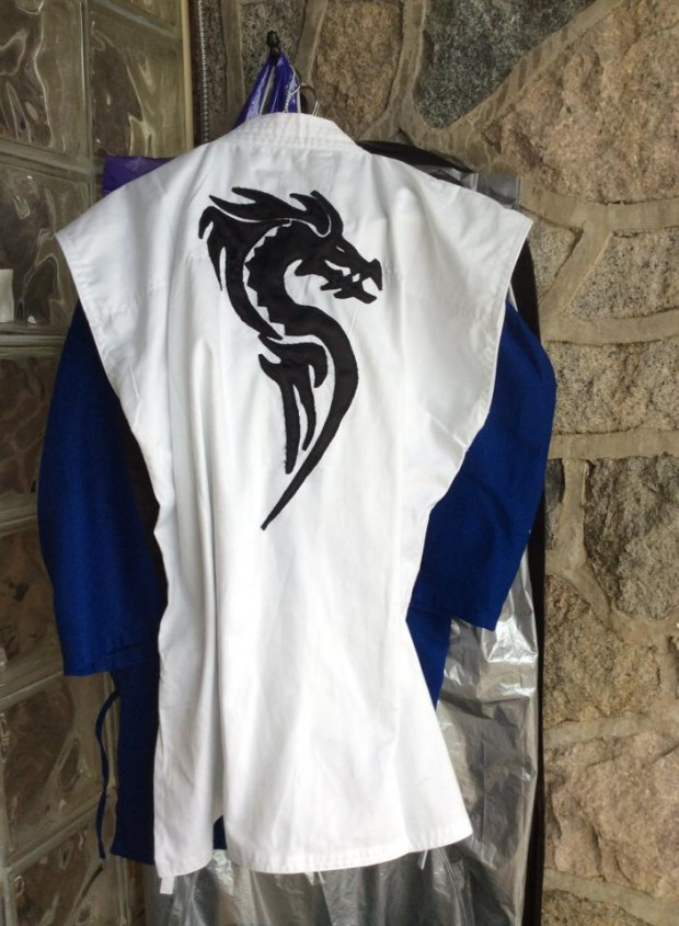 Alterations - Dragon Martial Arts Uniform